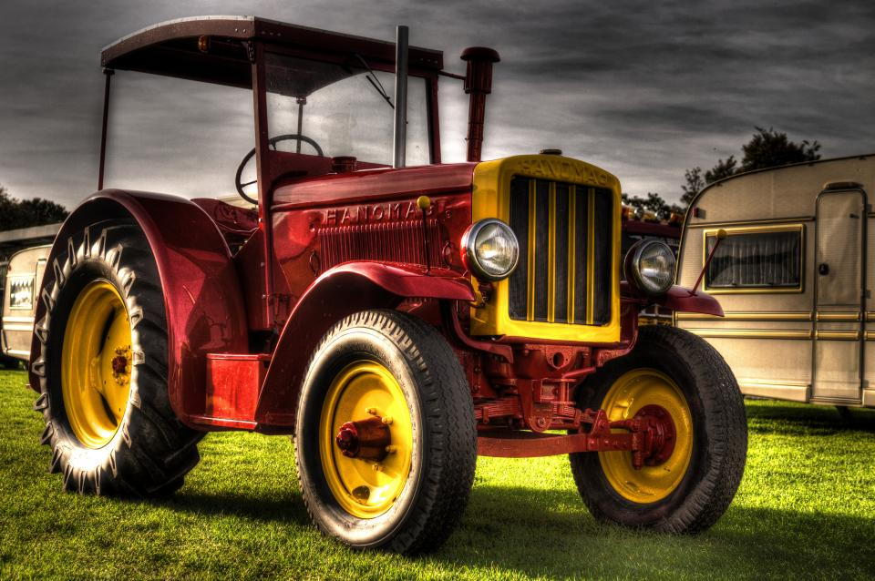 Old Tractor Financing