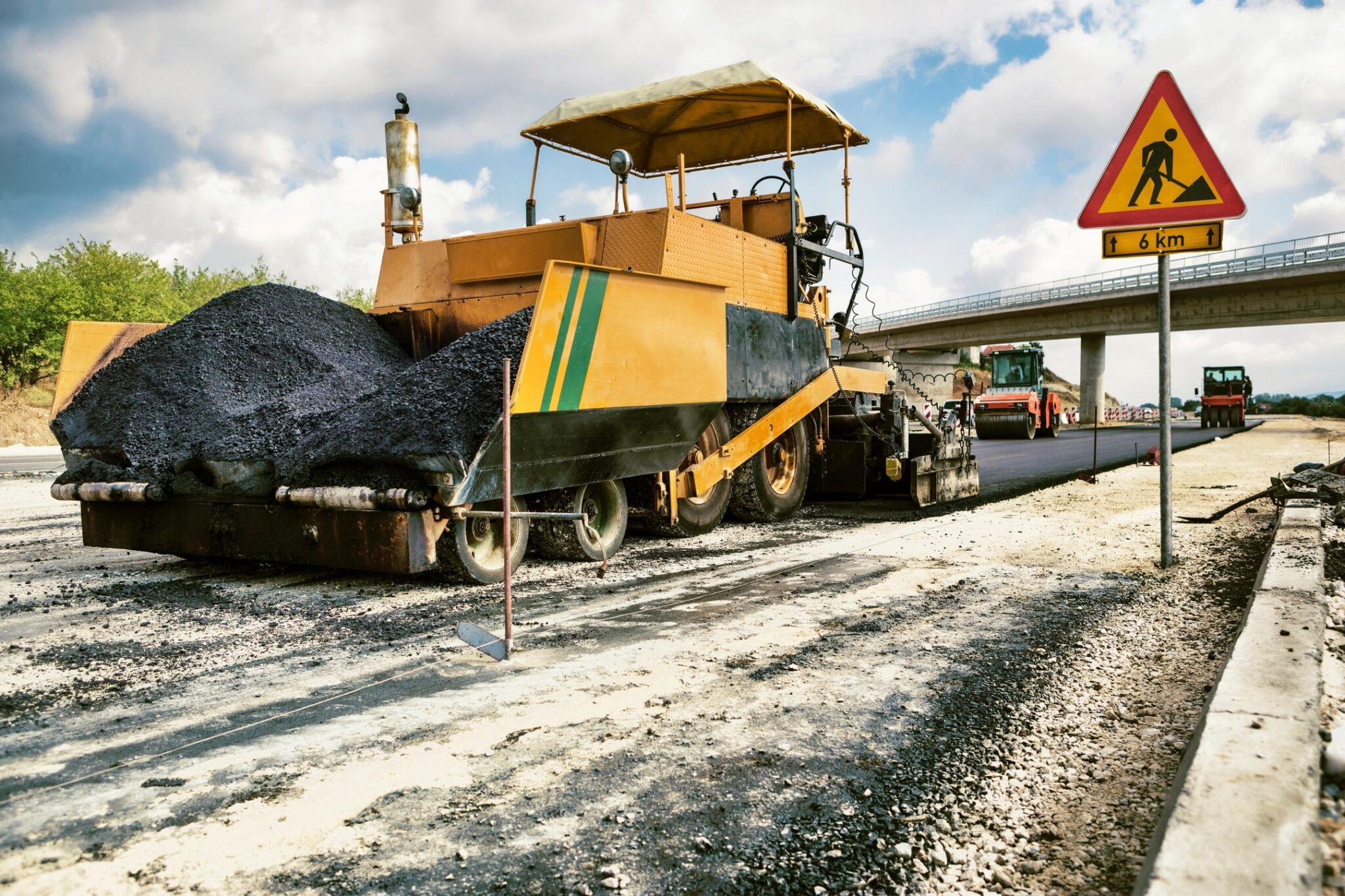 Road Construction Equipment Financing