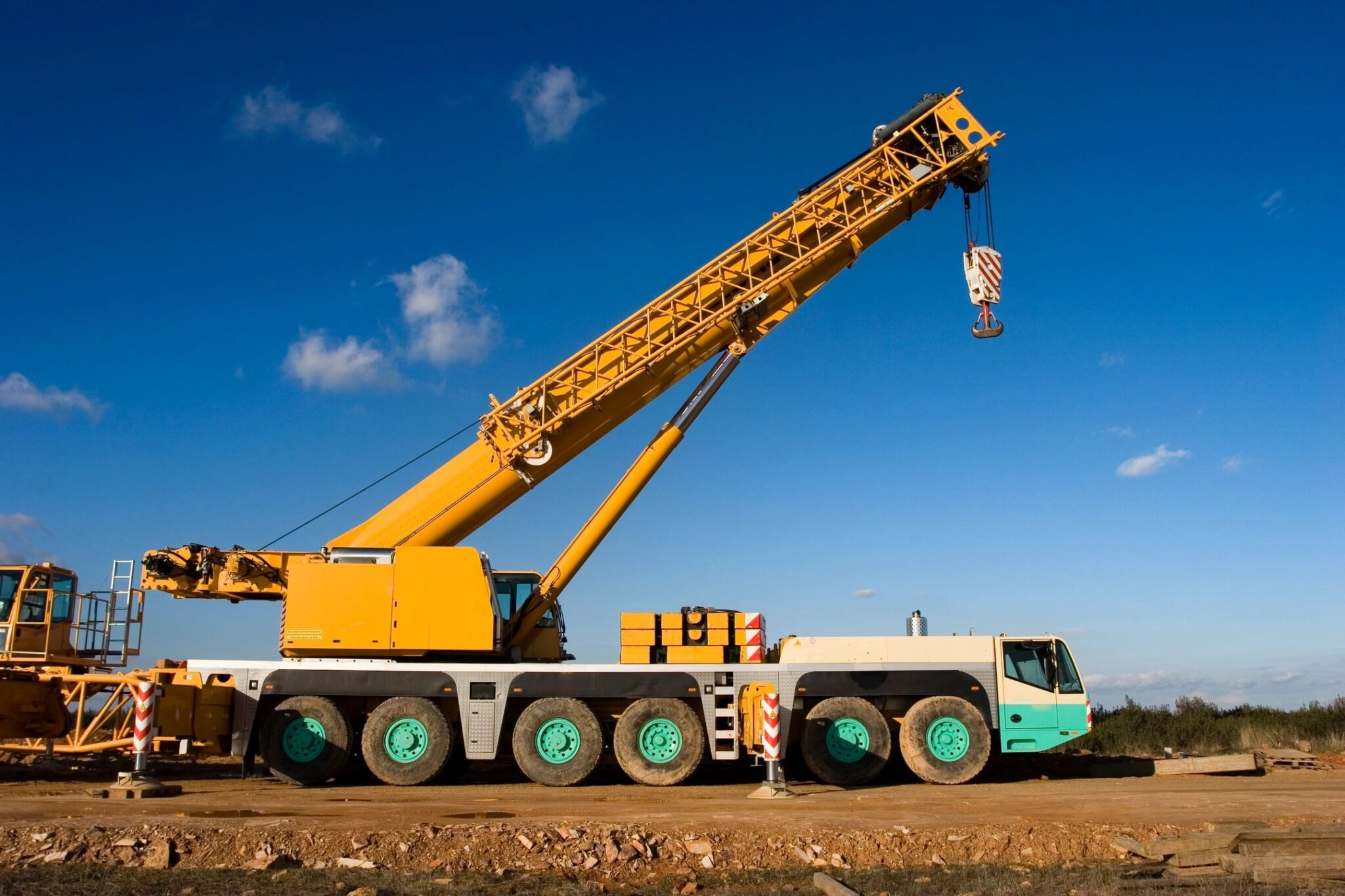 Crane Equipment Finance