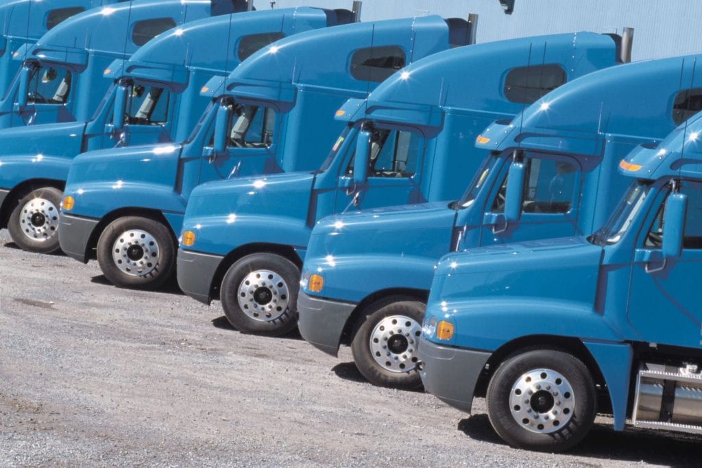 Truck Dealer Financing Program