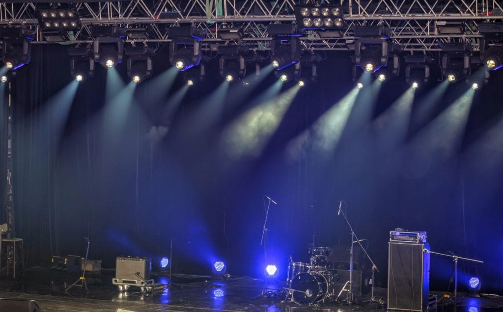 Sound and Staging Financing