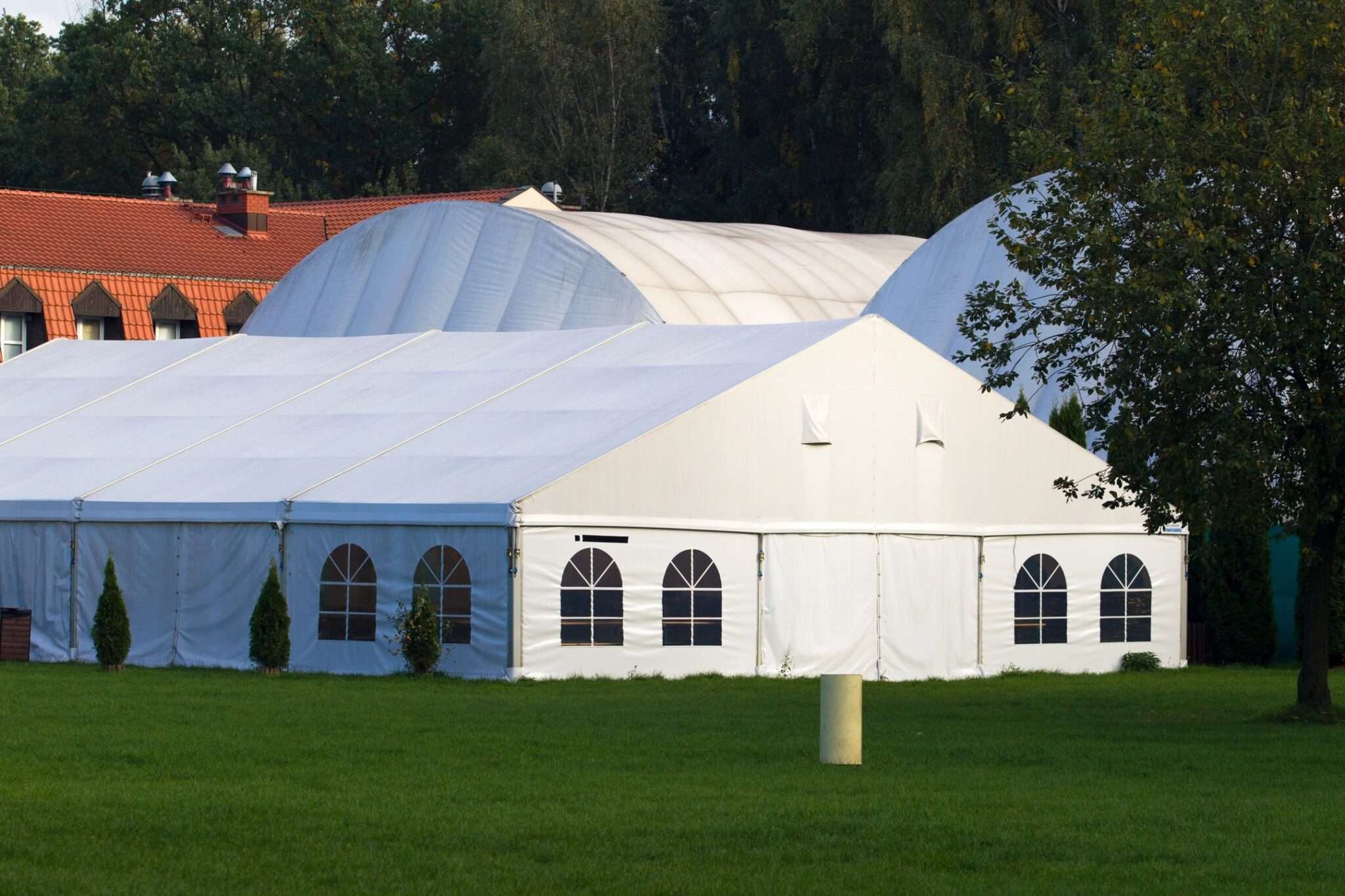 Event Tent Financing
