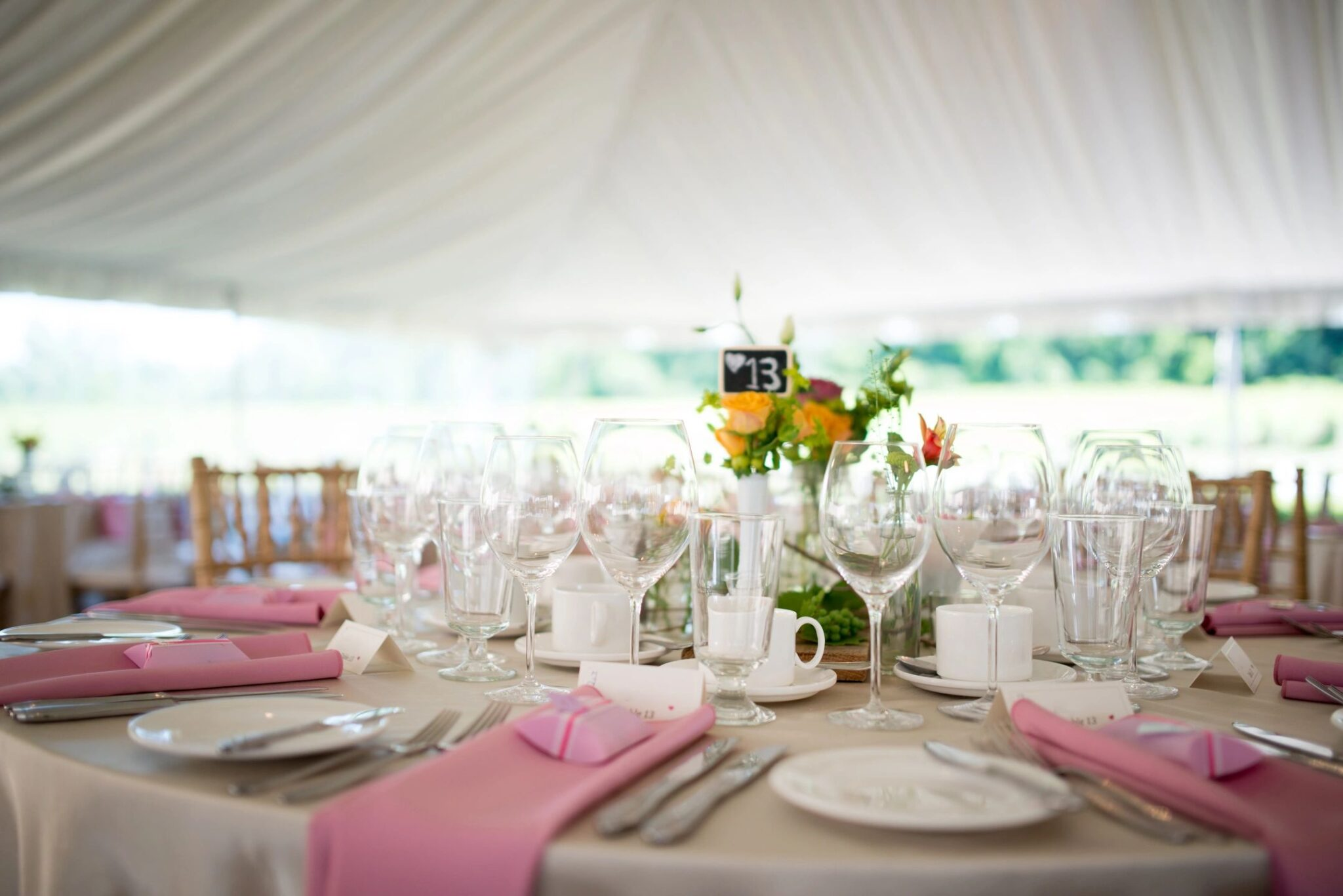 Catering and Event Industry Financing