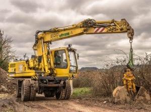Two Way Excavator Financing
