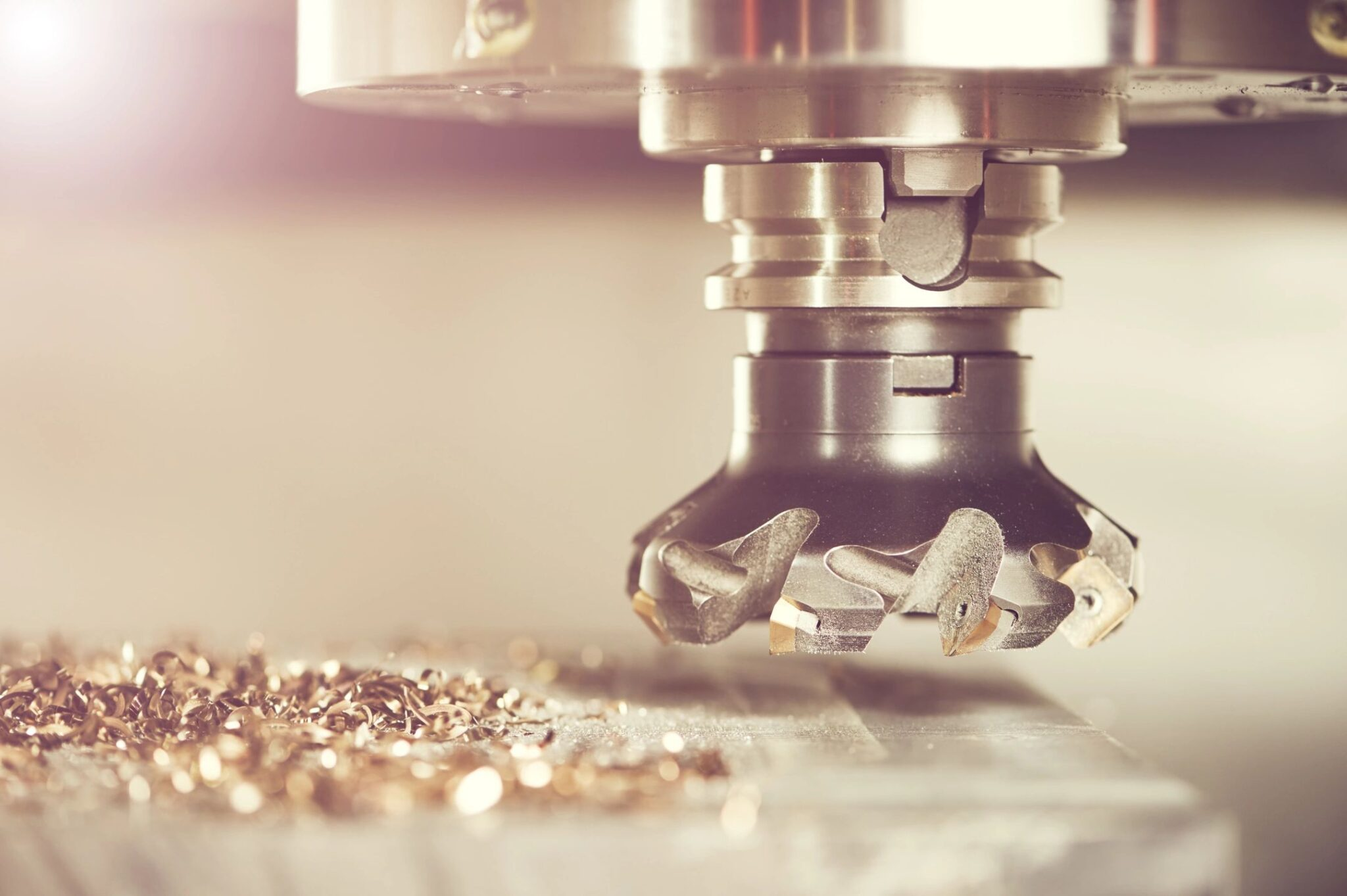 Machining Equipment Financing