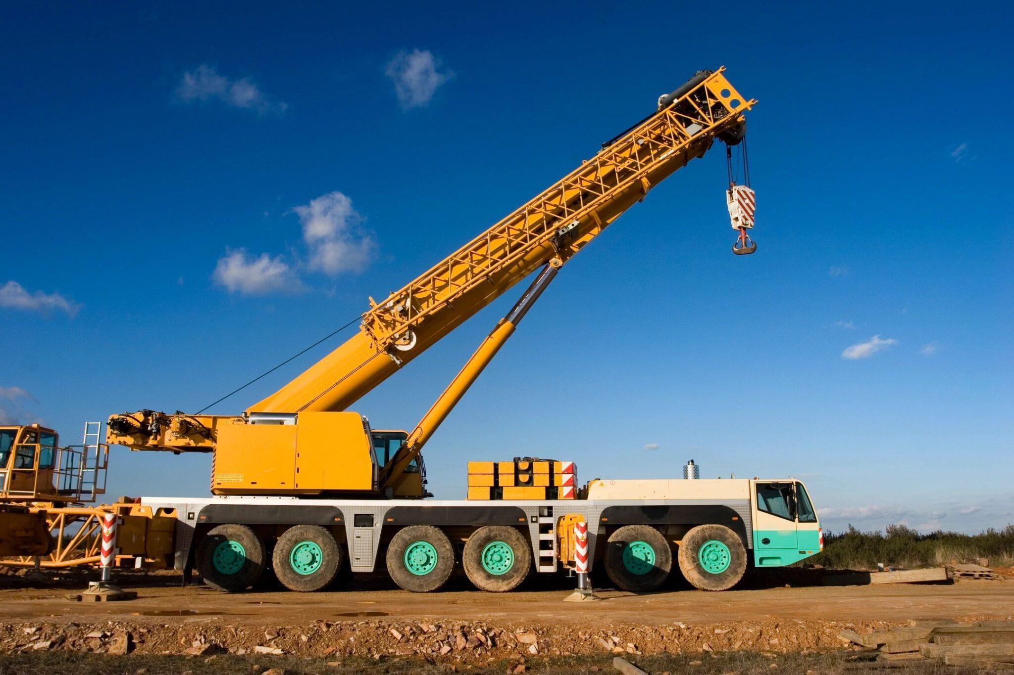 Crane Equipment Finance