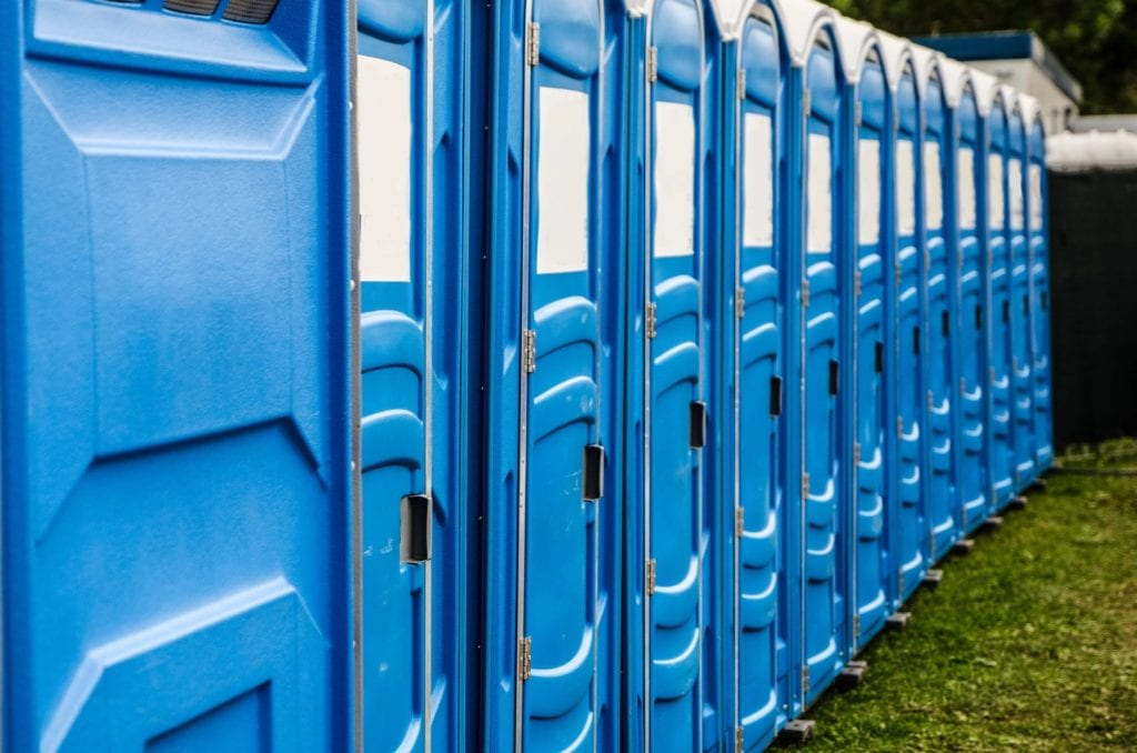 Portable Toilet Financing