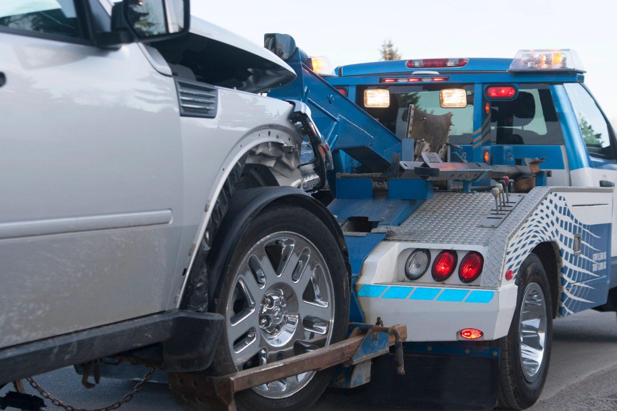 Tow Truck Financing Programs