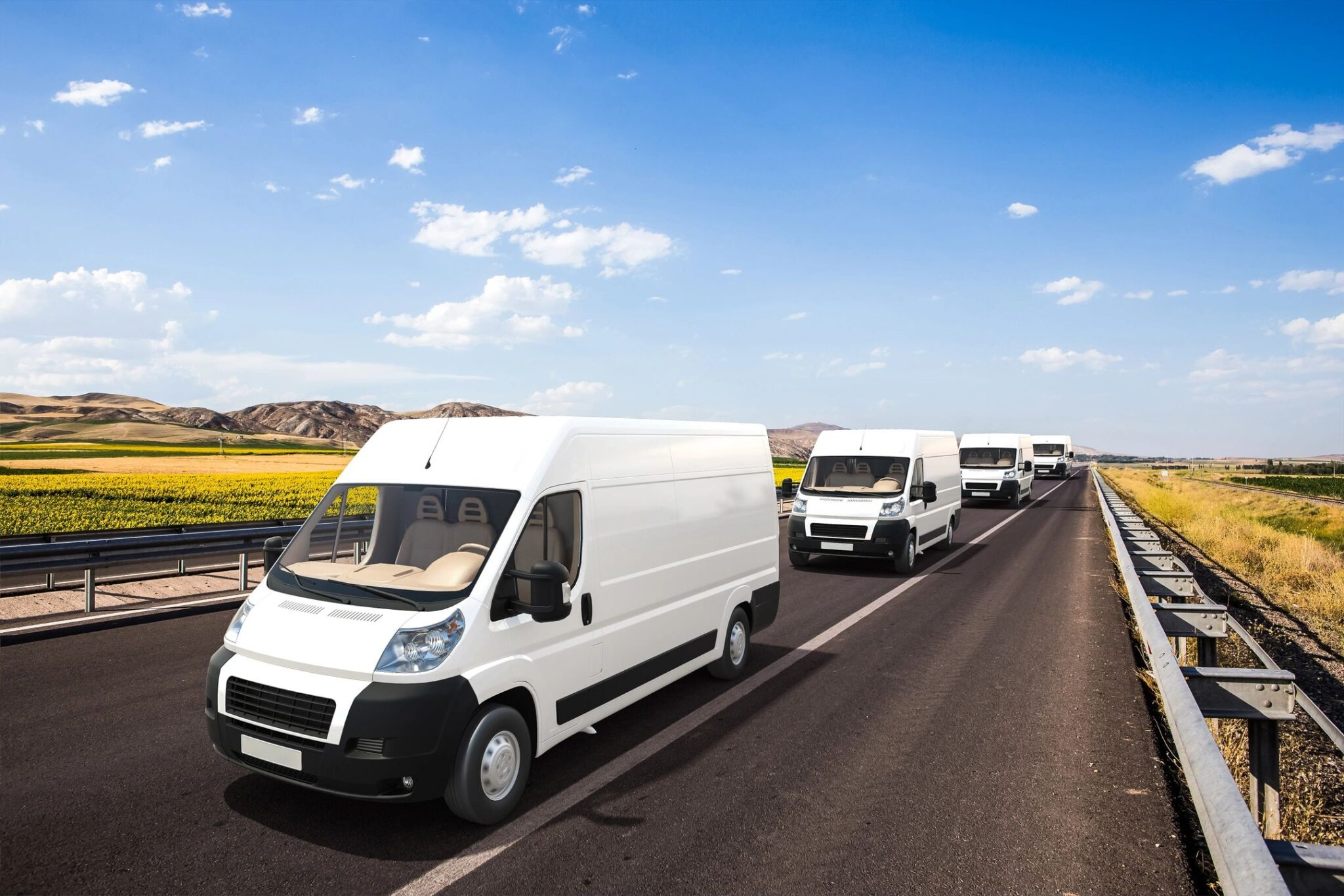 Delivery Vehicle Financing