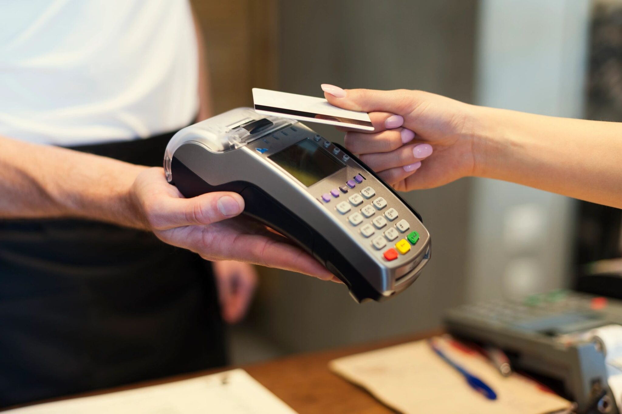 Stop Paying Credit Card Processing Fees